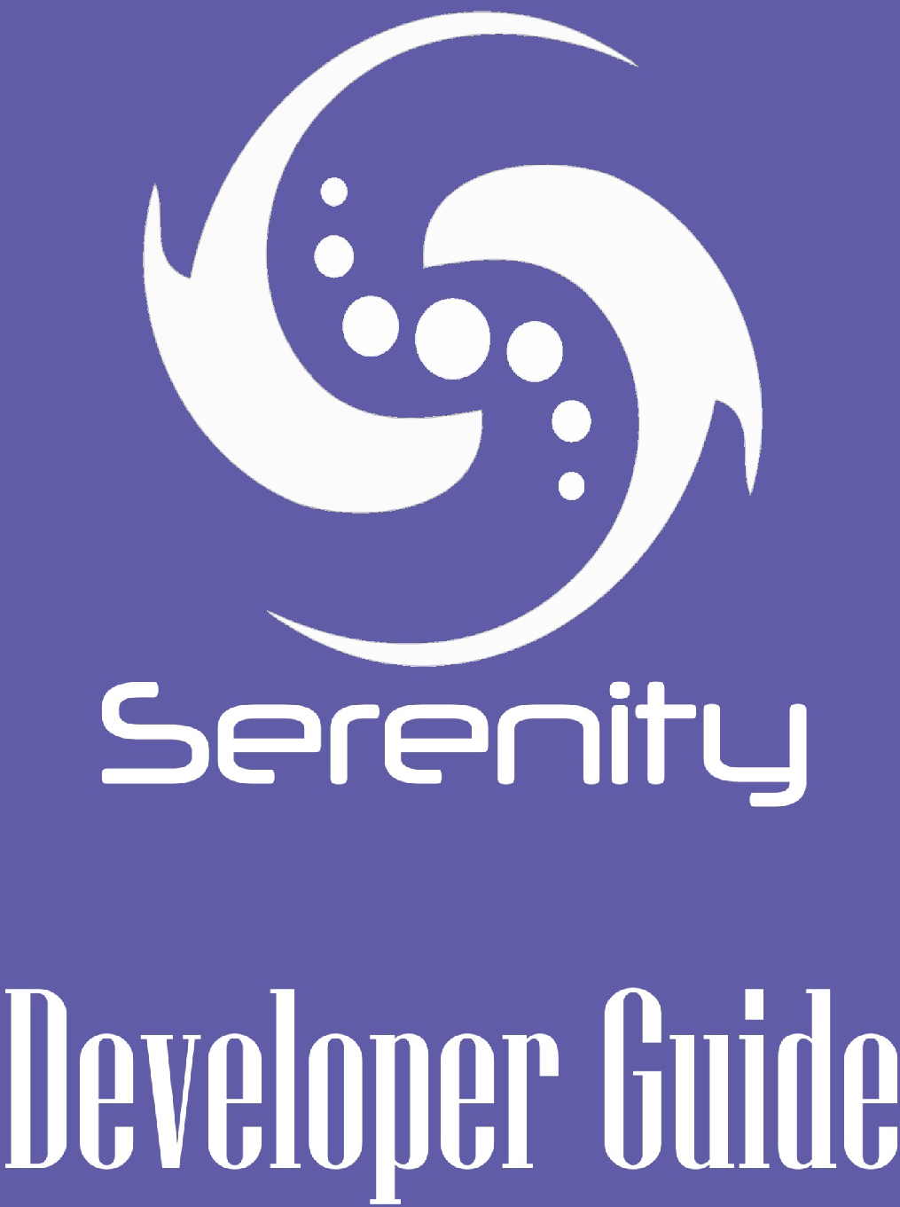 Serenity Developer Guide