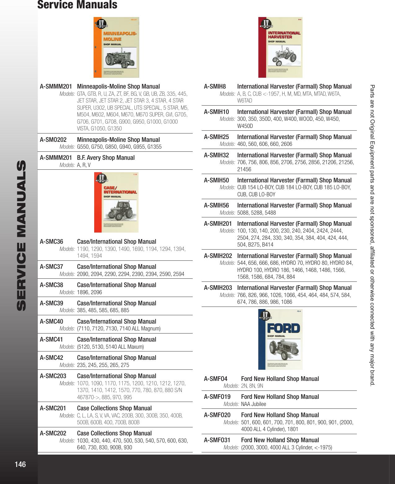Farmall 656 Shop Manual Diagram And Parts List For Poulan Walkbehindlawnmowerparts Model Array Ag Supply Service Manuals Rh Usermanual Wiki