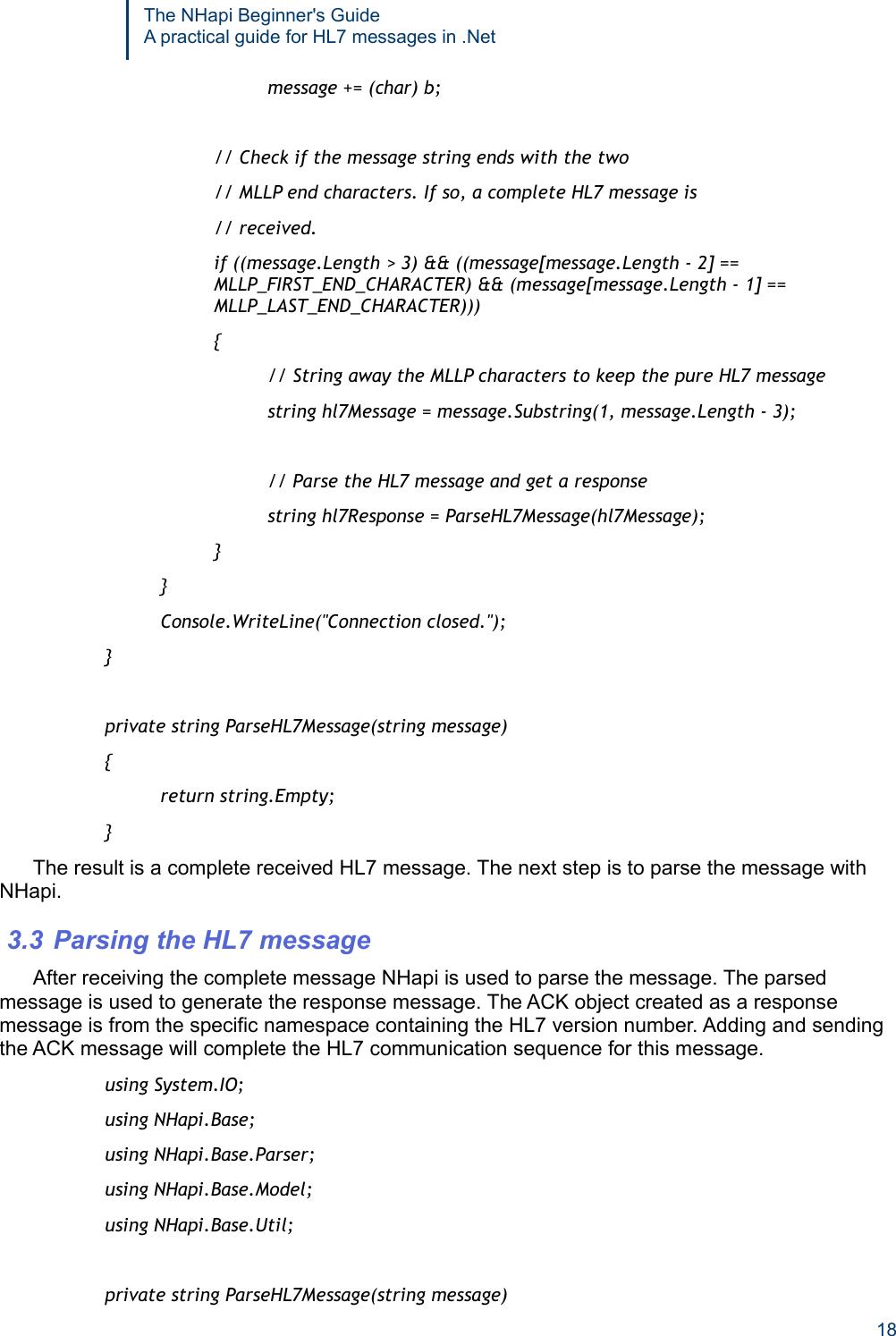 Sample Hl7 Adt Message