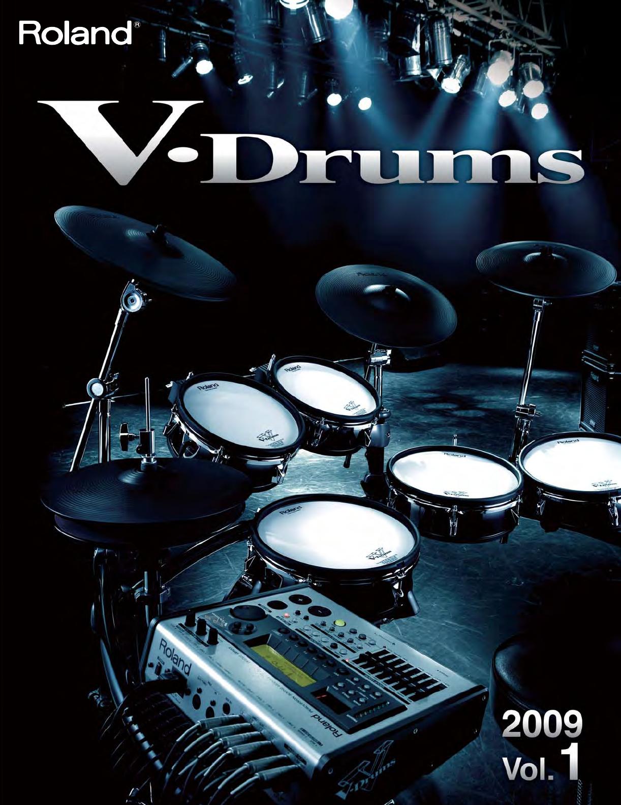 Roland MDS-9 V-Drums Rack Stand for TD-9S//TD-9SX Four-leg Design NOB!