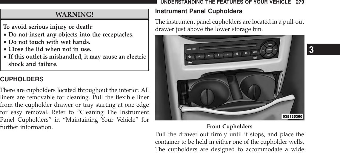Dodge 2014 Grand Caravan Owners Manual Owner's