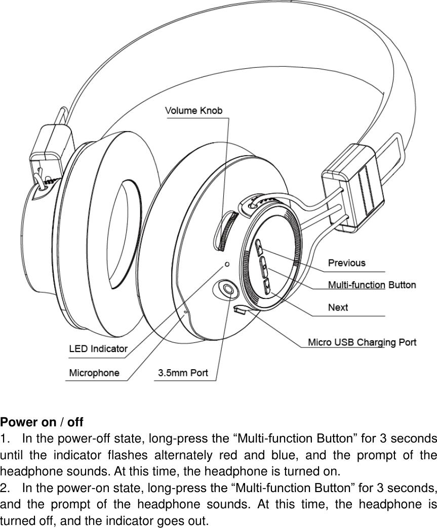 Dreamlink E Commerce HB-01 Bluetooth Headset User Manual