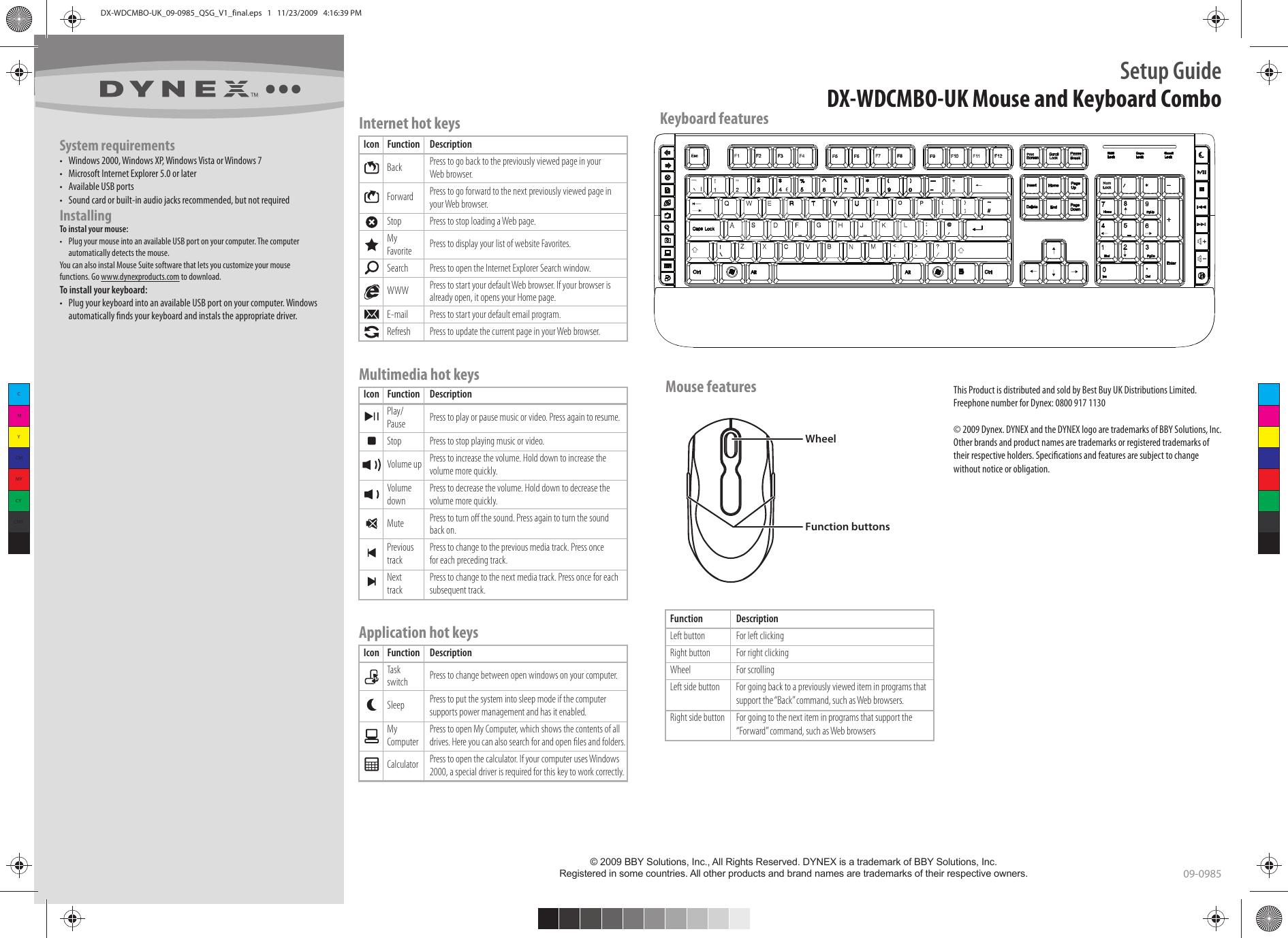 DYNEX DX-WDCMBO TREIBER WINDOWS 7