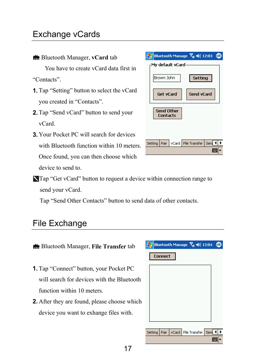 EC Eye Communication and Technology PMX700 PDA Phone User Manual