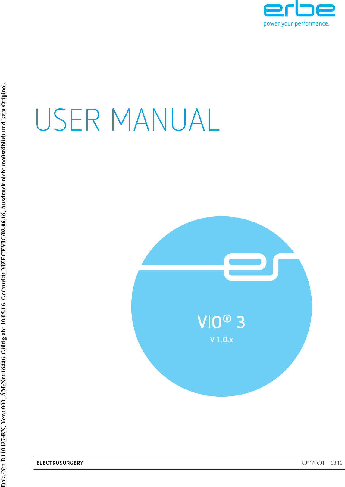... Array - erbe elektromedizin vio3 electrosurgical unit with wlan user  manual rh usermanual wiki
