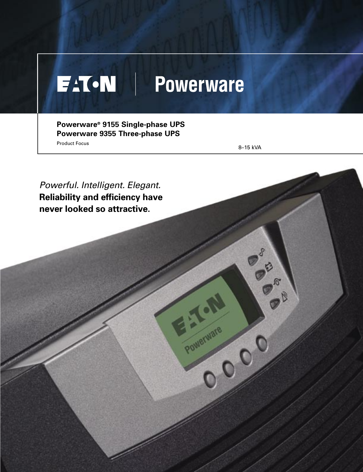 eaton powerware 9155 ups manual
