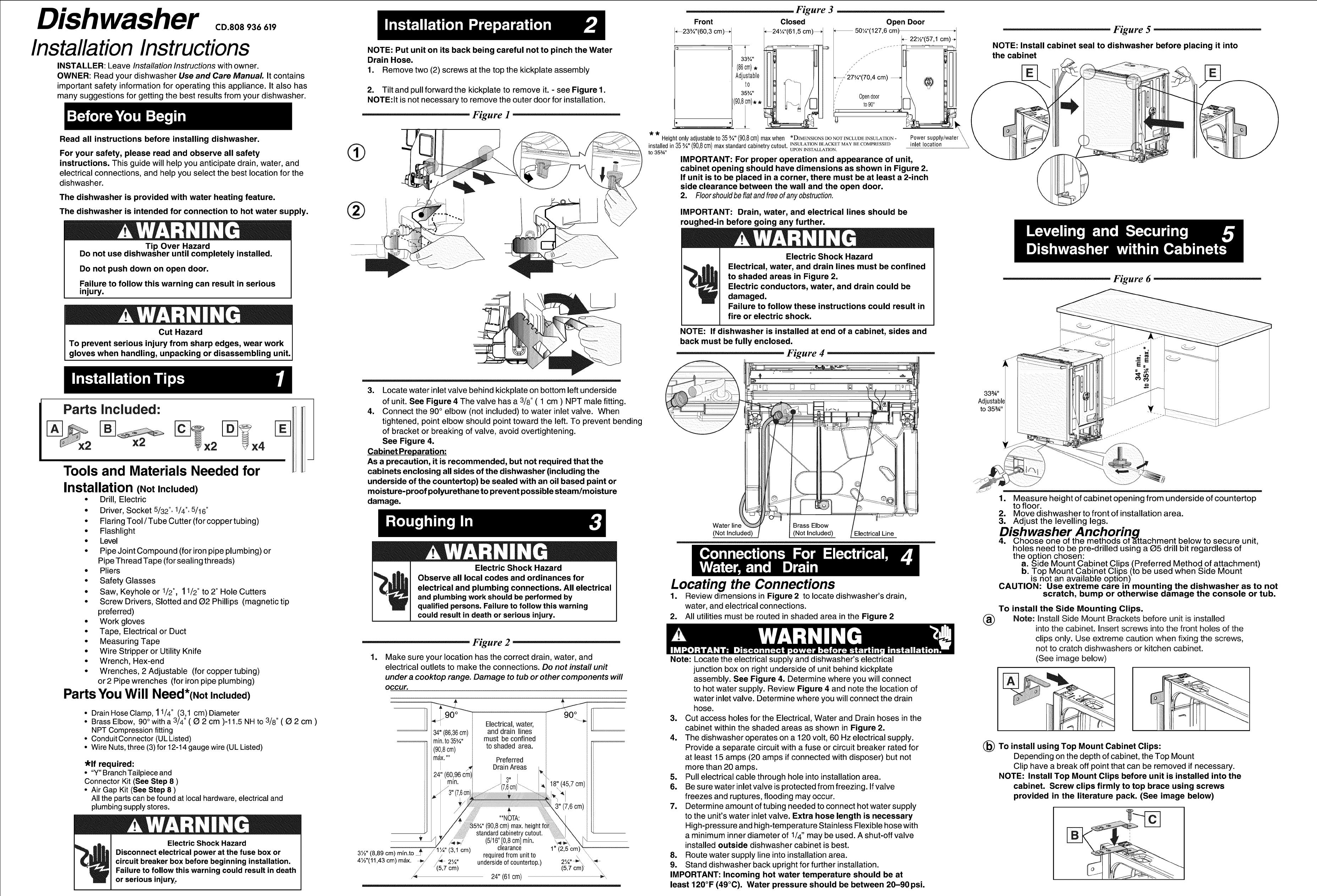 electrolux ei24id30qb0a user manual dishwasher manuals and guides rh usermanual wiki electrolux dishwasher service manual download electrolux icon dishwasher owners manual