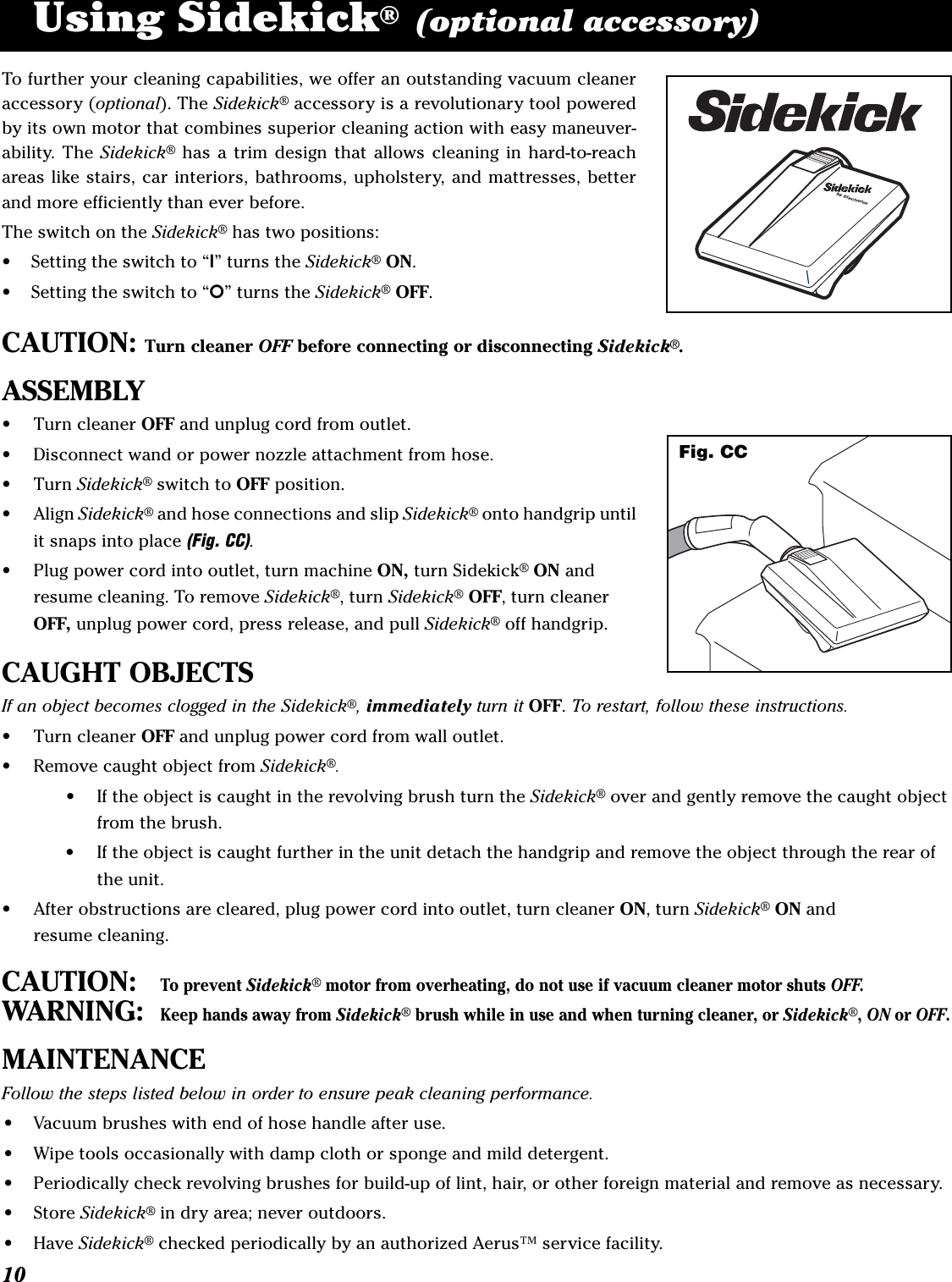 Electrolux 2100 Instruction Manual ManualsLib Makes It Easy