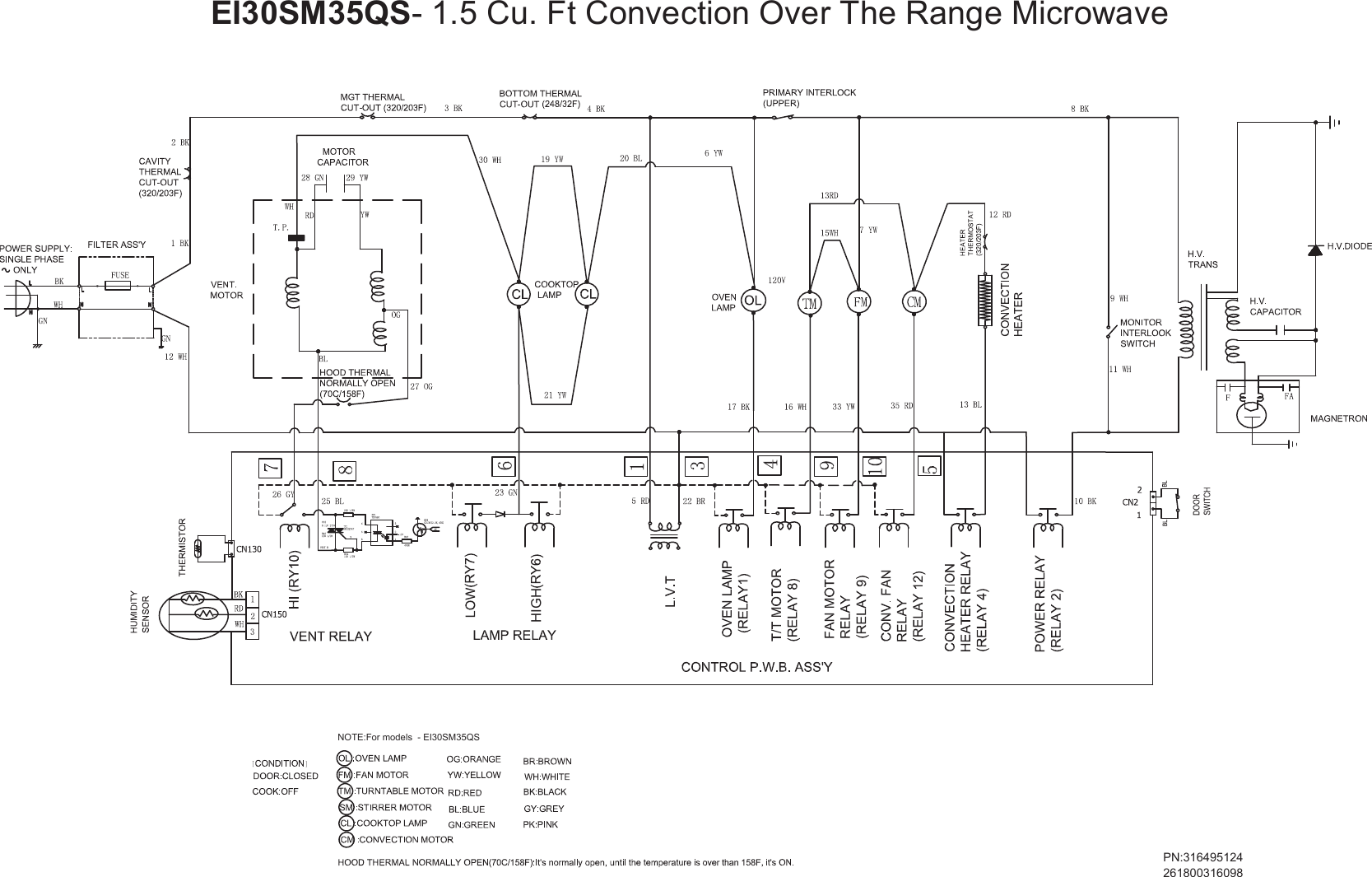 Electrolux 30 Over The Range Convection Microwave Oven Ei30Sm35Qs Wiring  Diagram Manuals.electroluxusa.com_prodinfo_pdf_Springfield_316495124UserManual.wiki