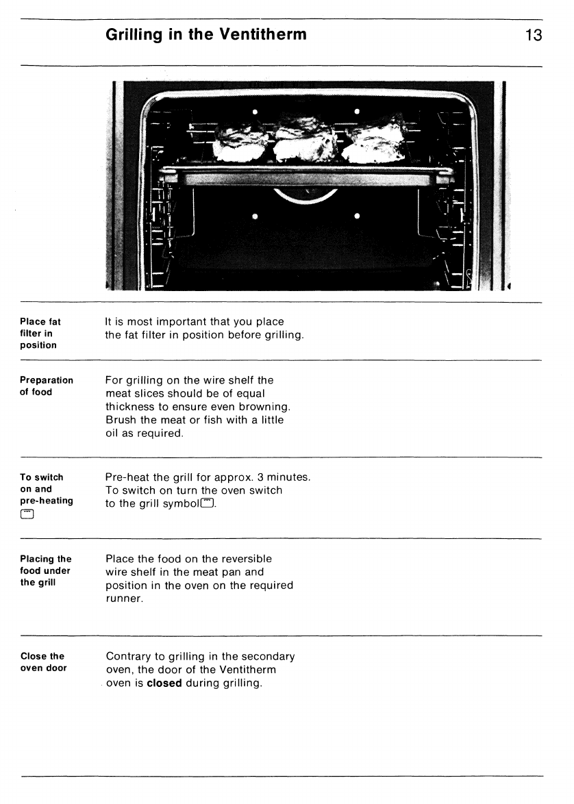 Electrolux Bh 88 D Users Manual