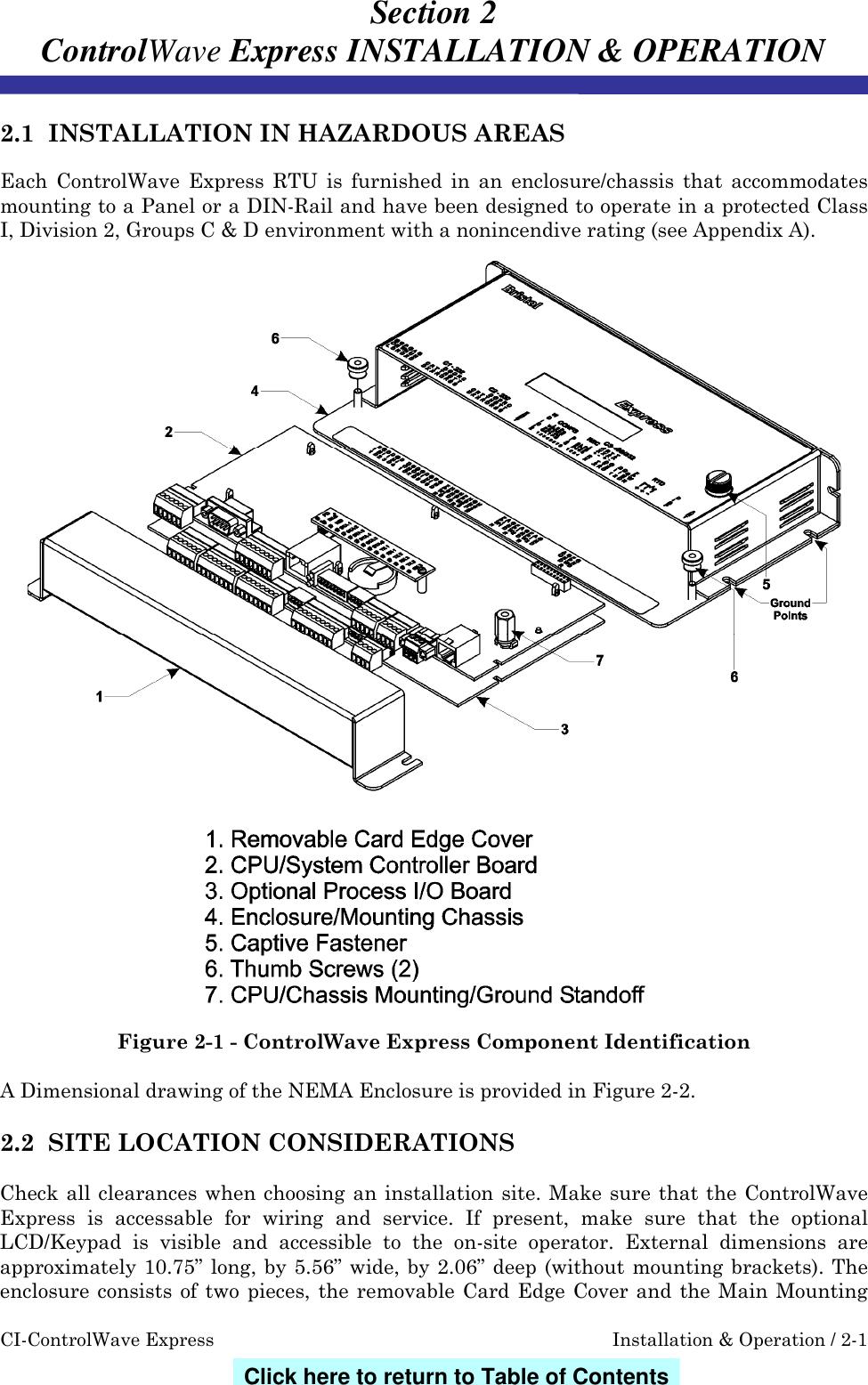 Emerson Process Management Controlwave Efm 3808 Users Manual