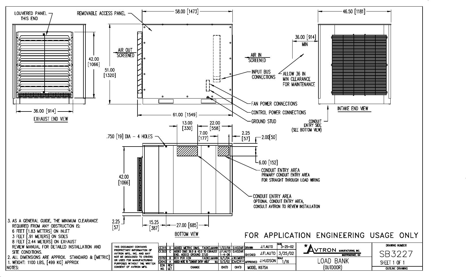 Load Bank Wiring Diagram