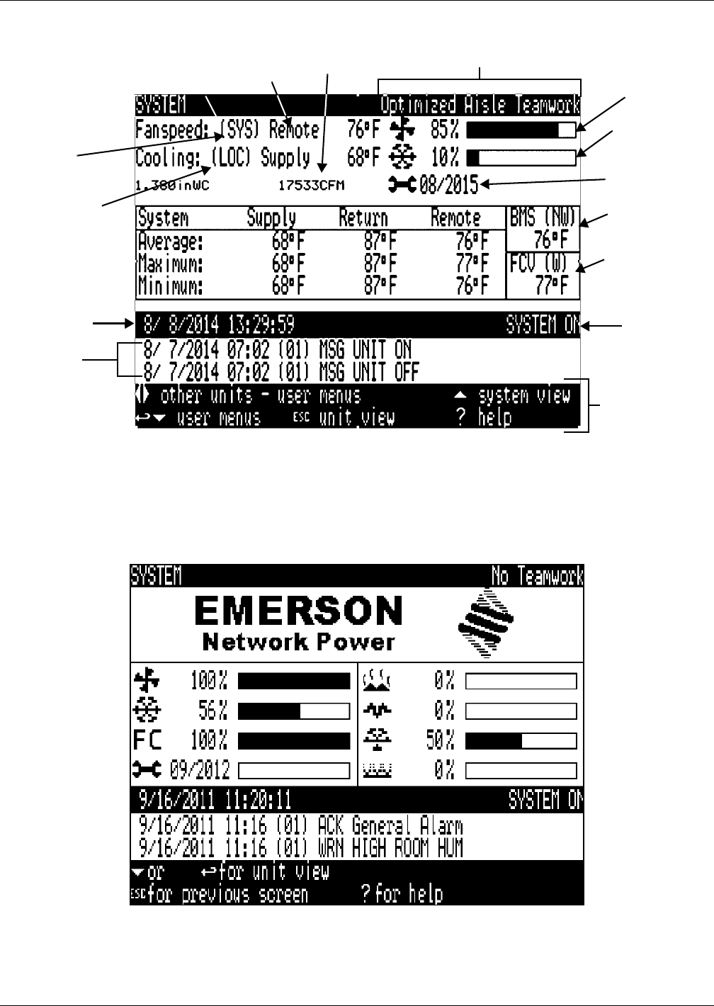 emerson motor parts diagram