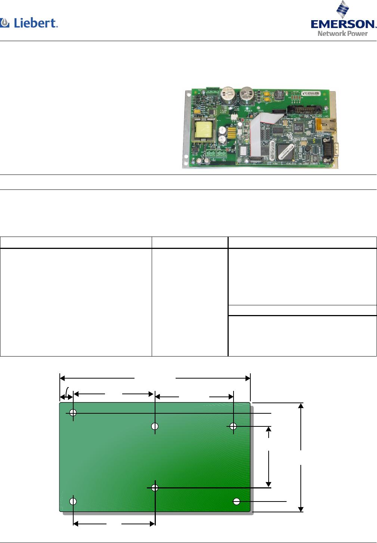 Emerson Liebert Intellislot Web 485 Design Installation And Wiring Connection Diagram Maintenance Guide 29105