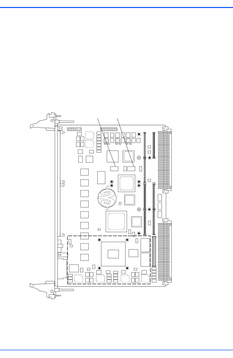 Emerson Mvme7100 Users Manual Bmw 20 Pin Connector Pinout On Ide To Usb Cable Wiring Diagram Single Board Computer Installation And Use 6806800e08a