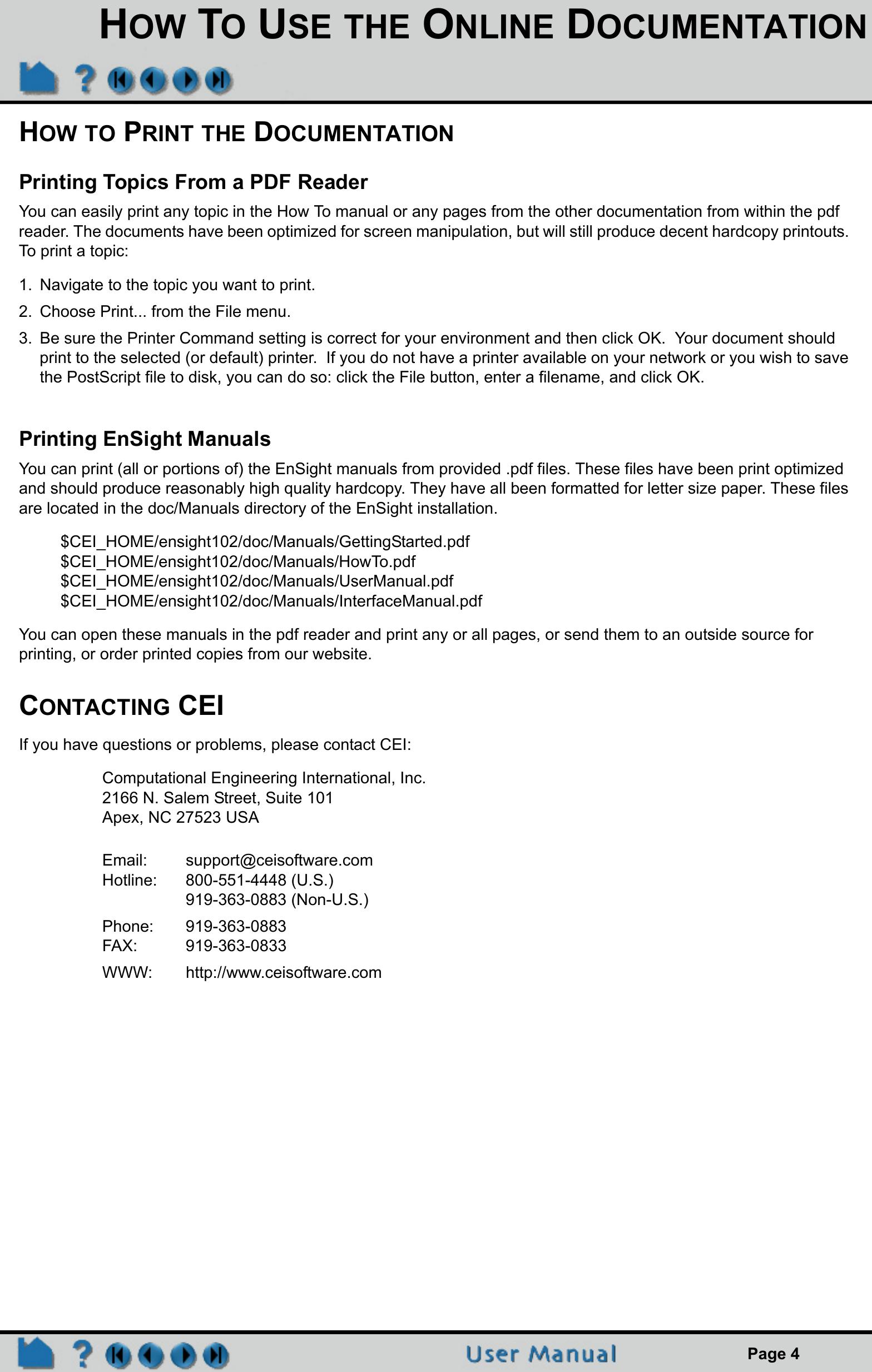 Ensight Howto User Manual – Meta Morphoz