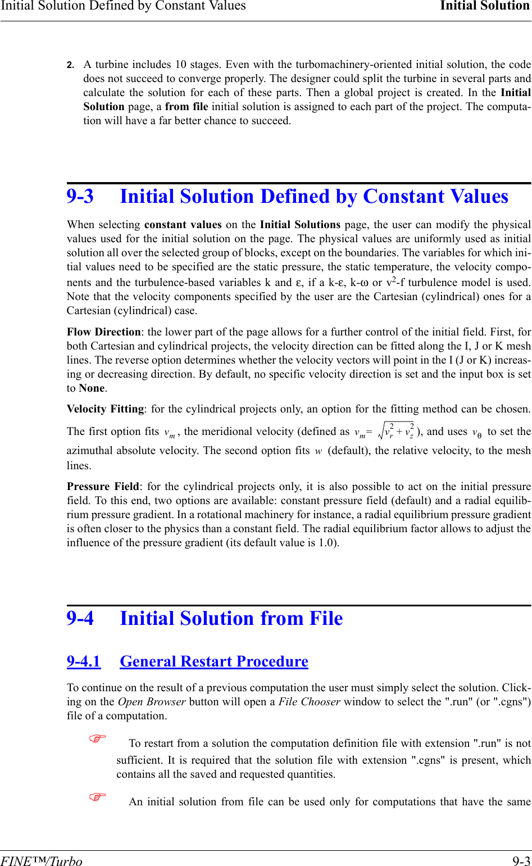 FineTurbo_User_manual User Manual FINETurbo
