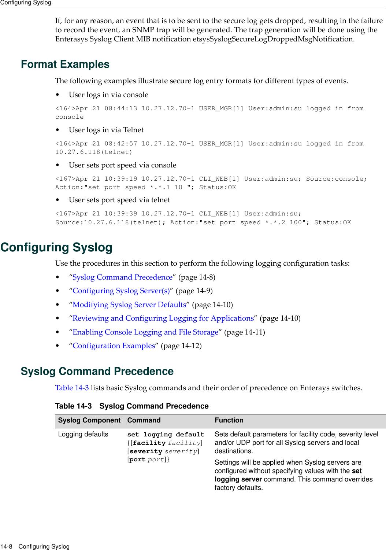 Enterasys C5G124 24 Configuration Manual ManualsLib Makes It Easy To