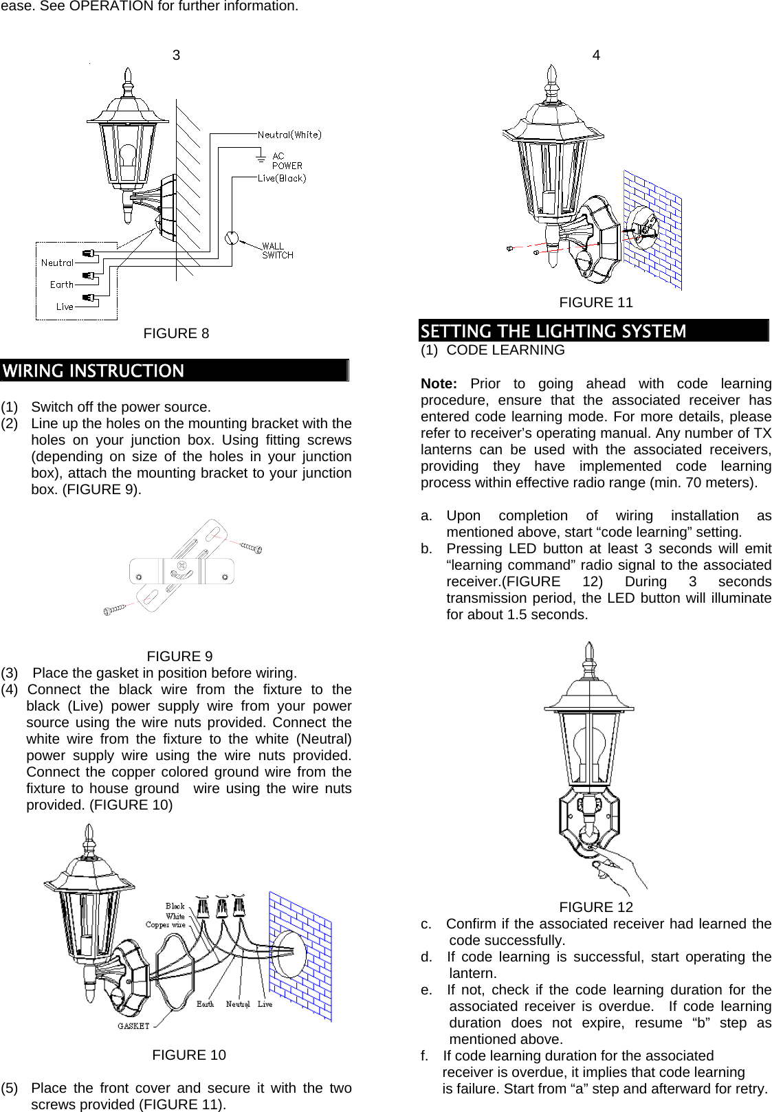 Voltage Neutral And Live Holes Wires Manual Guide