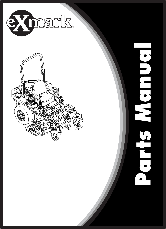 exmark lazer z lawn mower lhp4820kc users manual 4500 567 rh usermanual wiki 44 01 Francis Lewis Blvd
