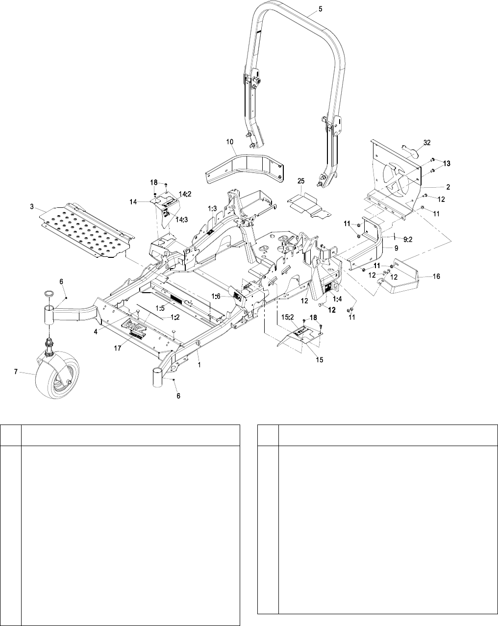 Exmark Lazer Z Lawn Mower Lhp4820kc Users Manual 4500 567 Pto Wiring Diagram Mainframe Group