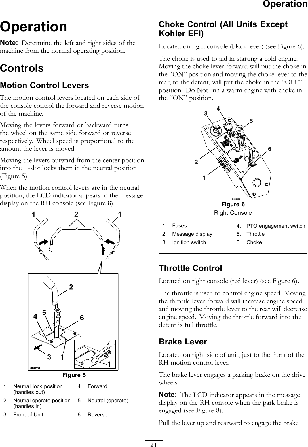 Exmark Lazer Z X Series Commercial Mowers 0 Users Manual