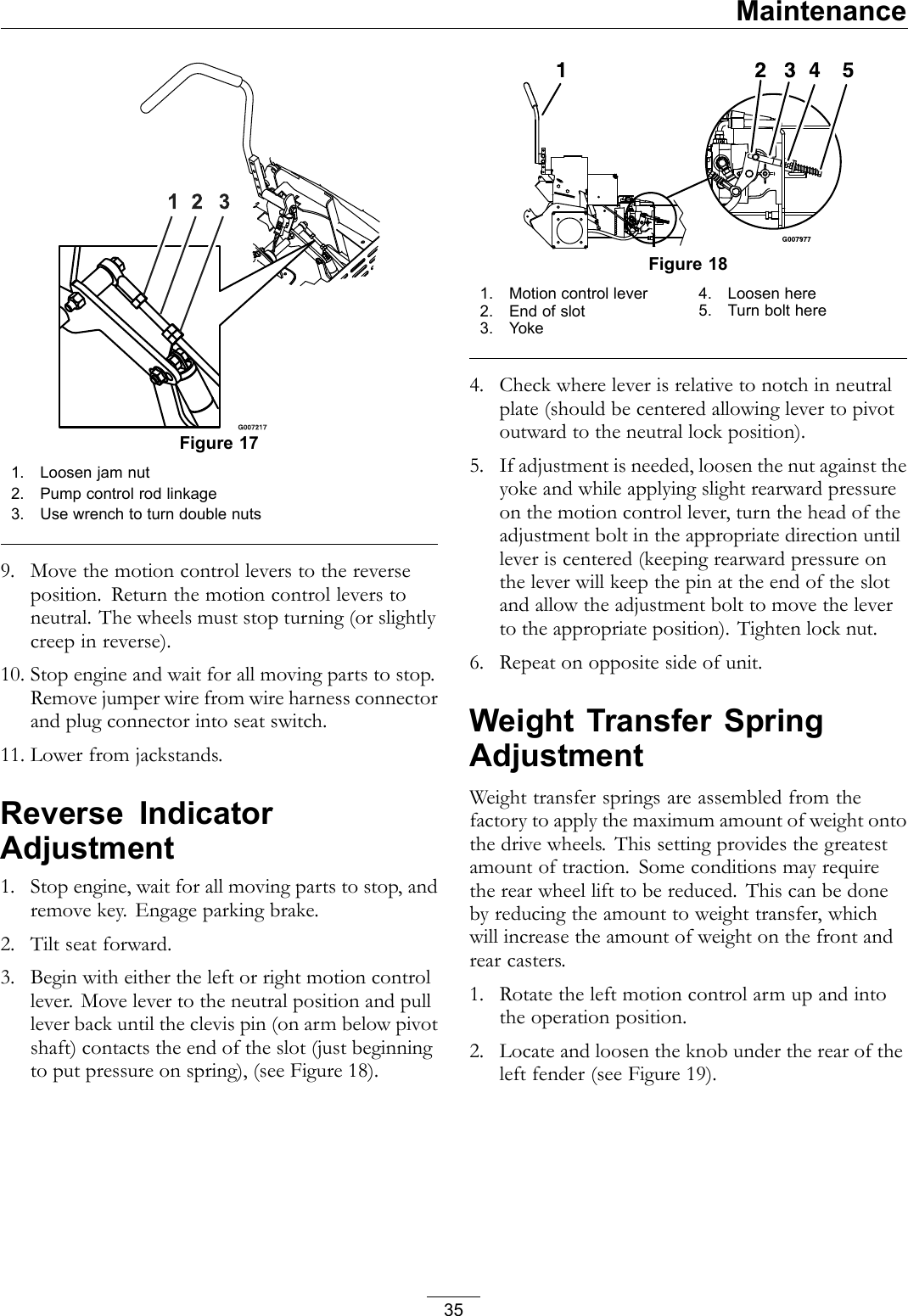 Exmark Frontrunner Diesel Users Manual