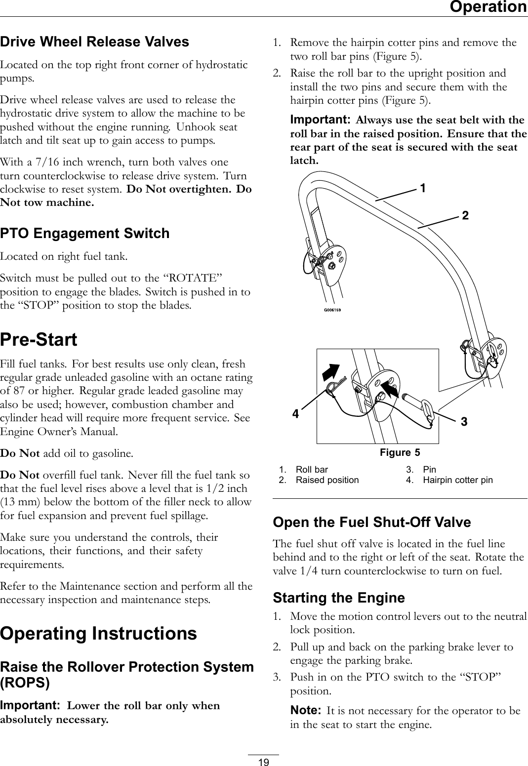 Exmark Lz27Kc604 Users Manual