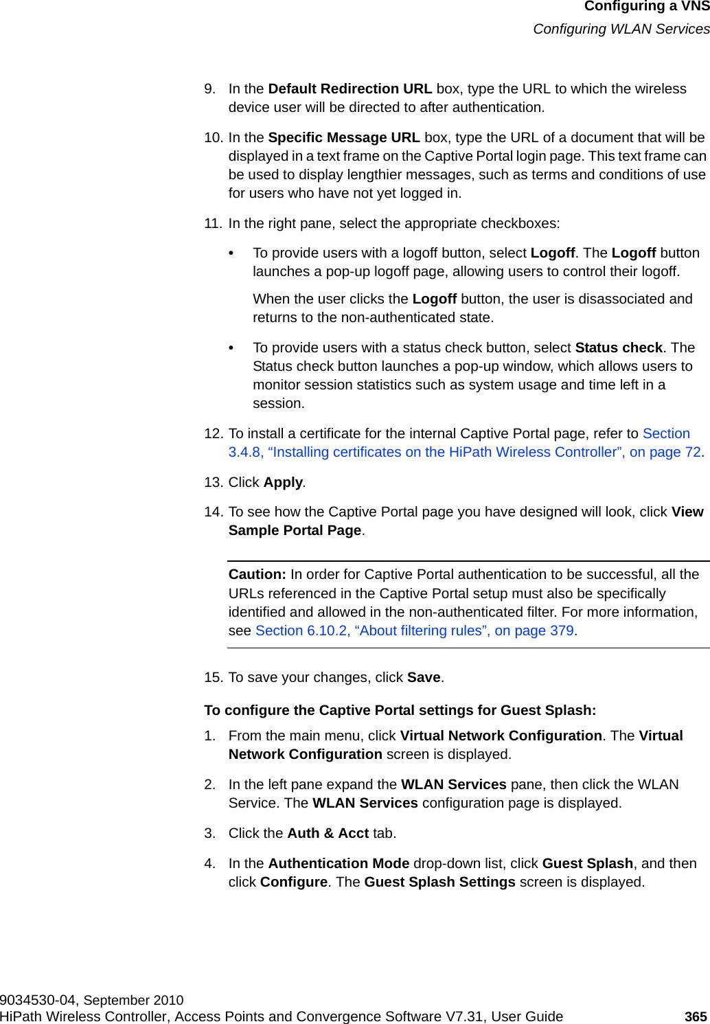 Captiveportal Nokia Com Certificate Error