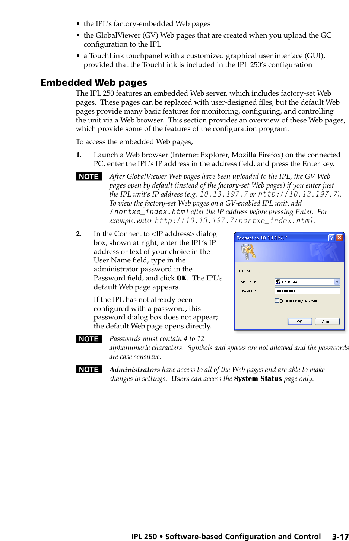 Extron Electronic Electronics Switch Ipl 250 Users Manual