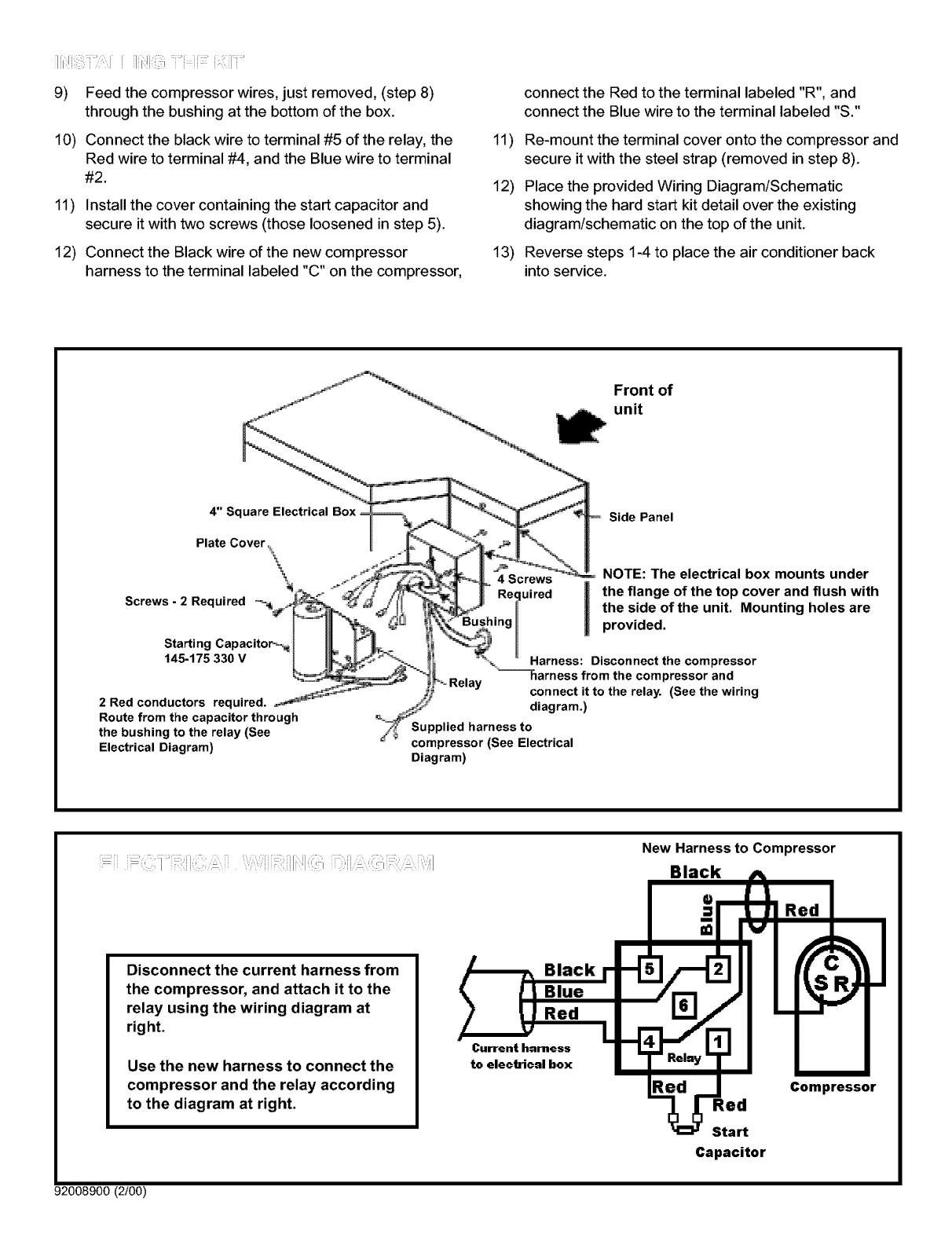 FRIEDRICH Air Conditioner Room (42) Manual L0404318UserManual.wiki