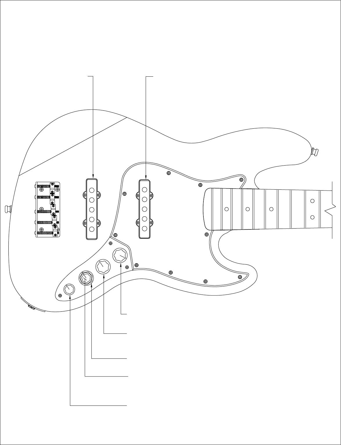 Fender 013 6800b Sisd Deluxe Active Jazz B Wiring Diagram Bass V 0136800