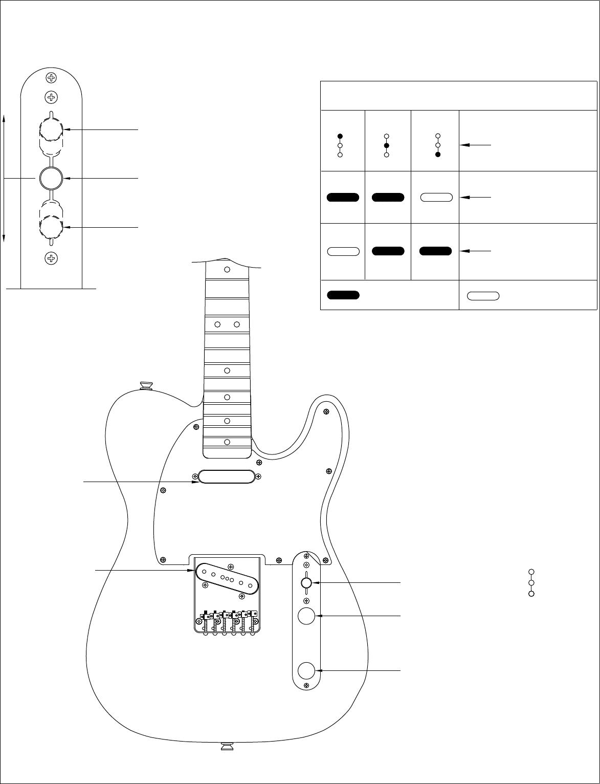 Fender 013 8602a Sisd James Burton Telecaster Wiring Diagram 3