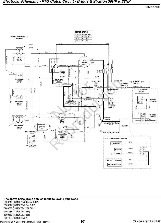 Ferris Wiring Diagram - Wiring Diagram Article