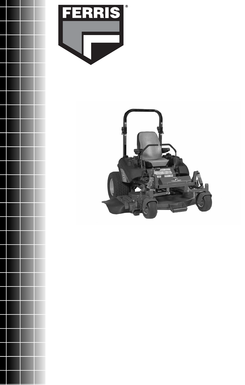 WRG-5568] Ferris Mower Wiring Diagram