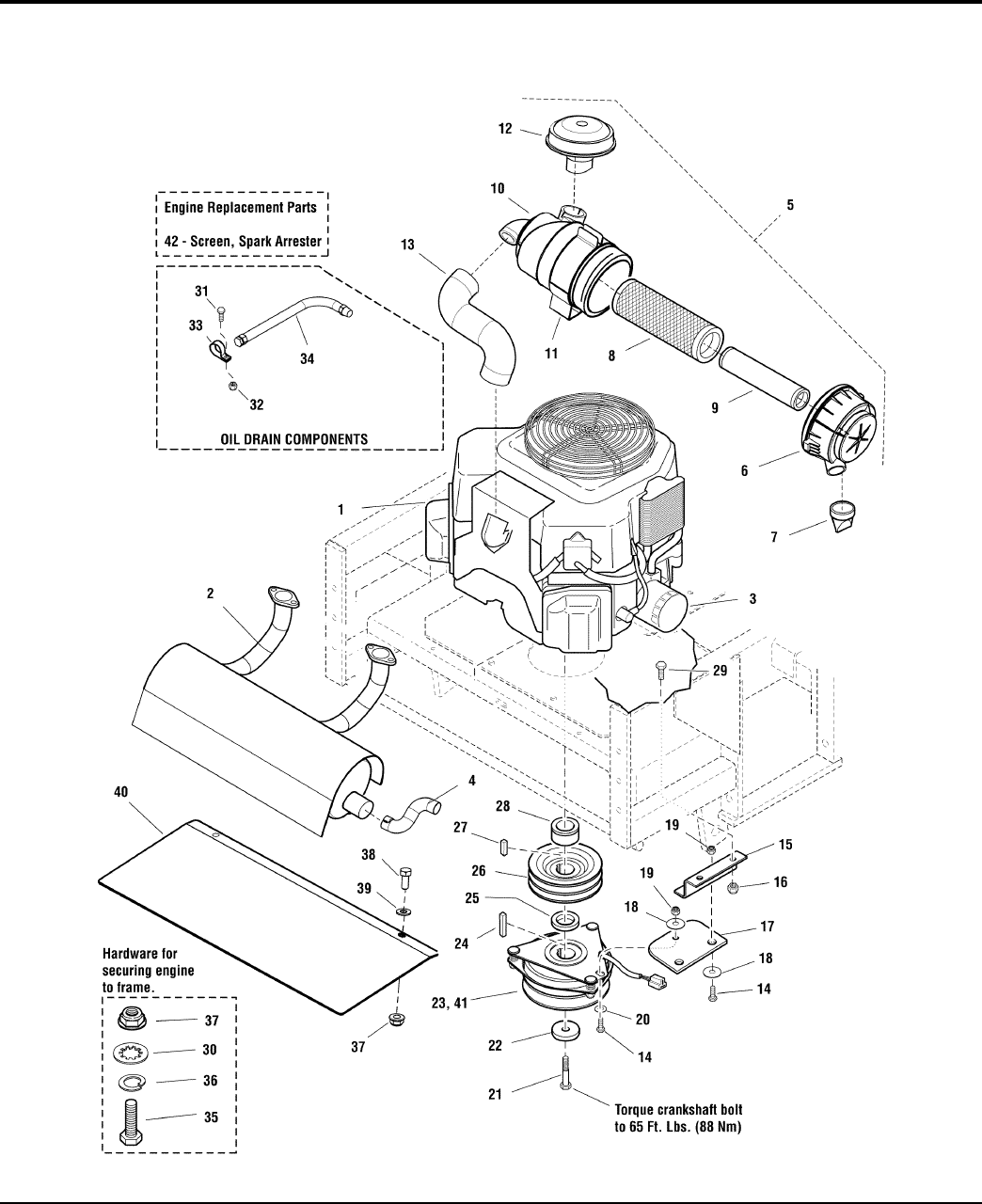 Ferris Is4500z Parts Manual