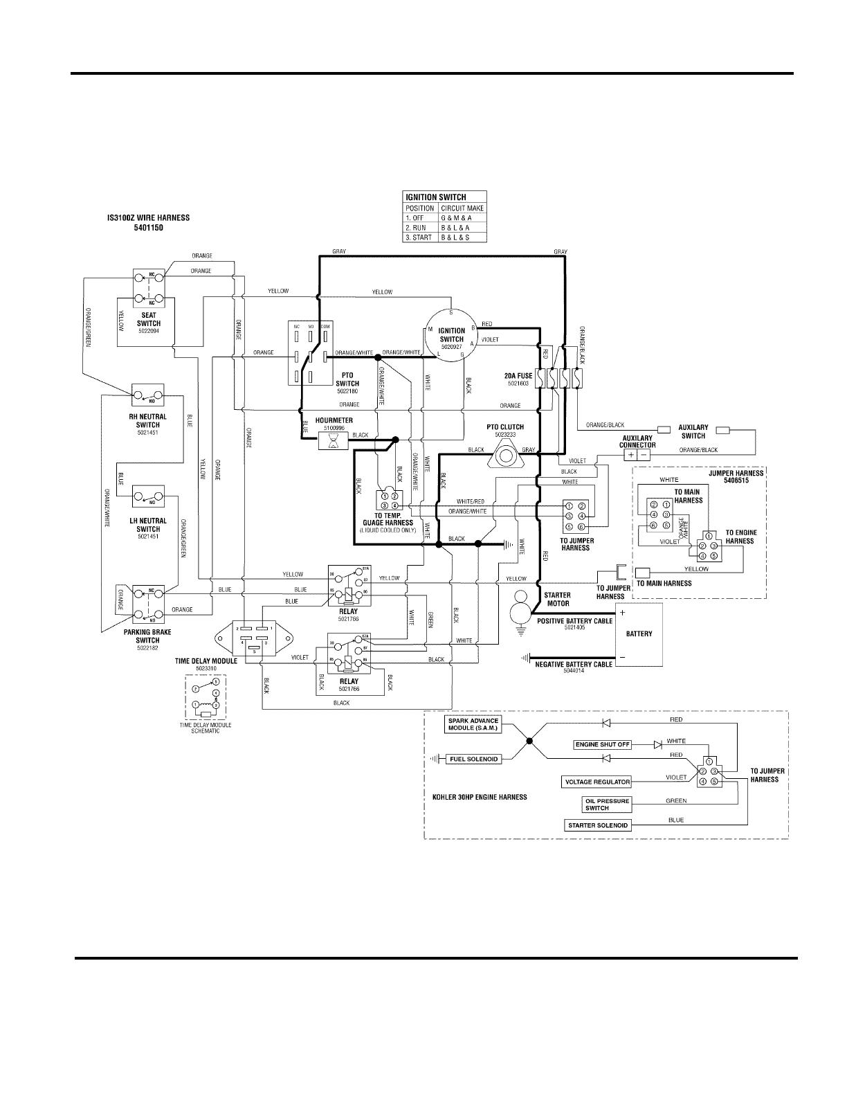 Ferris Lawn Mower Wiring Diagram Schematic Diagrams Craftsman Tractor Hw Download U2022