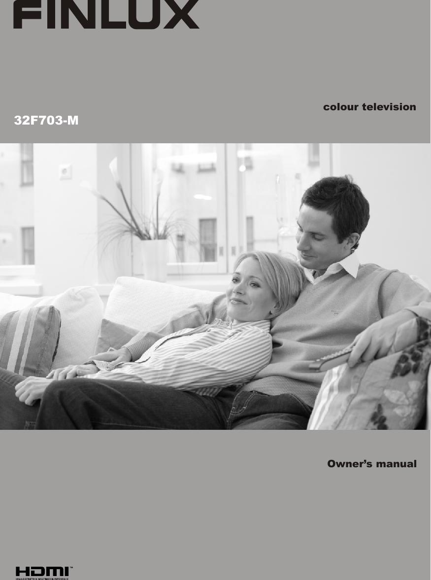 Finlux 32F703 M Ib Users Manual FINLUX_KAPAK_50210686