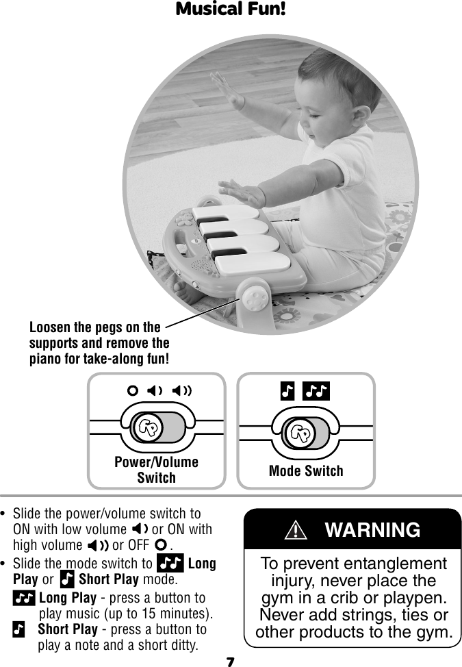 Fisher Price Bmh48 Instruction Sheet Bmh48pr 0920