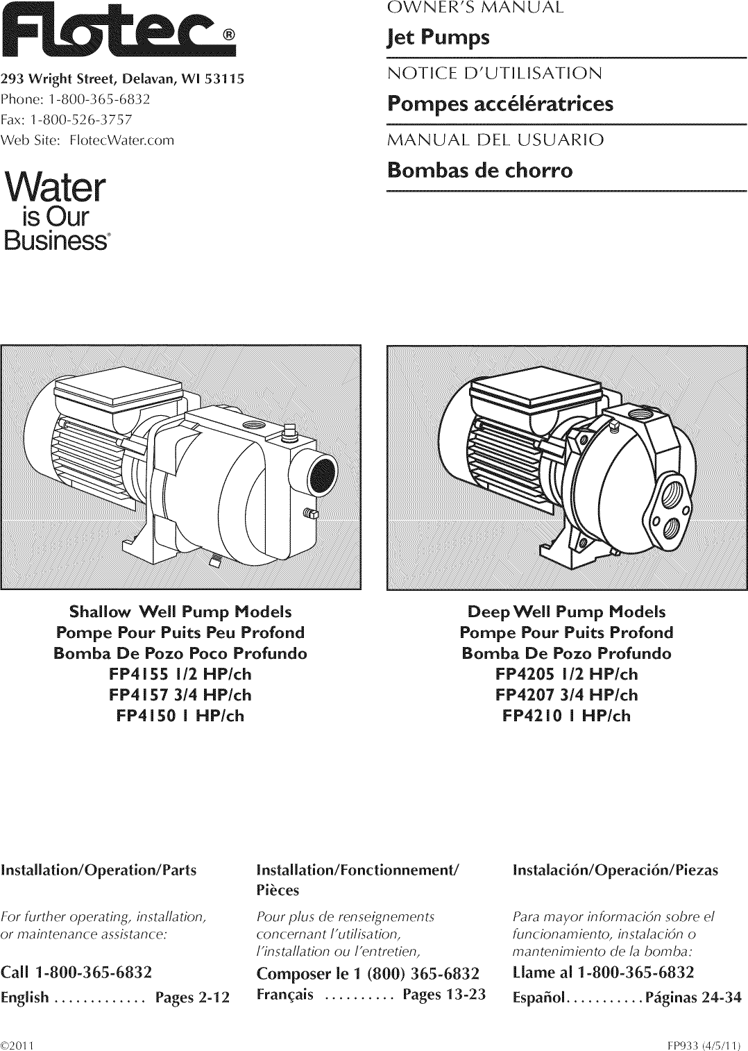 Bilge Pump Manual Guide