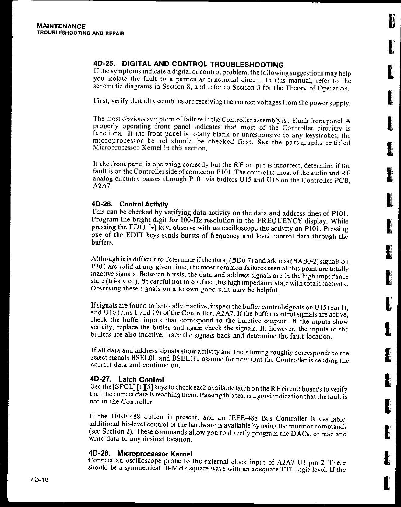 Fluke Stereo System 6060B Users Manual