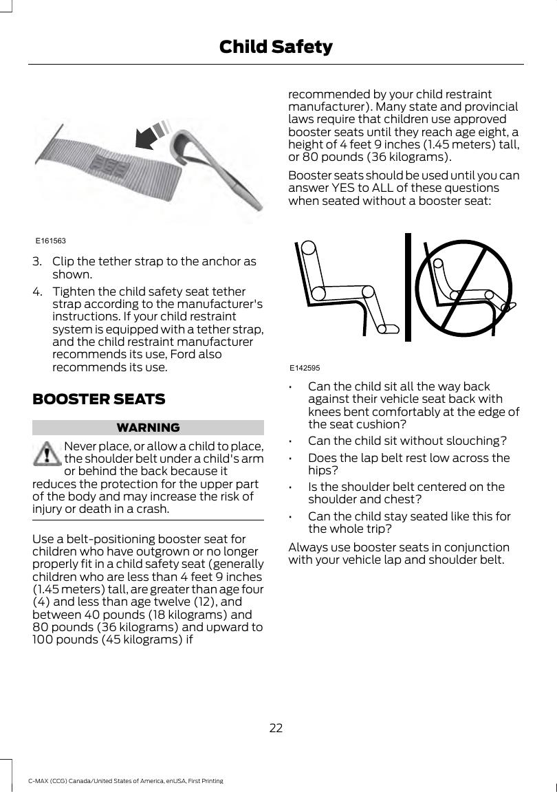 Fabulous Ford 2016 C Max Hybrid Energi Owners Manual Evergreenethics Interior Chair Design Evergreenethicsorg
