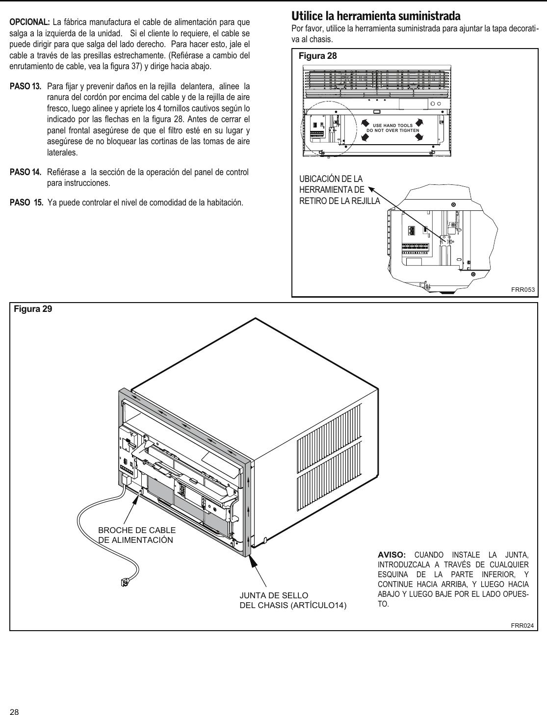 Friedrich Es12M33 Users Manual 376\377\0009\0002\0000\0001