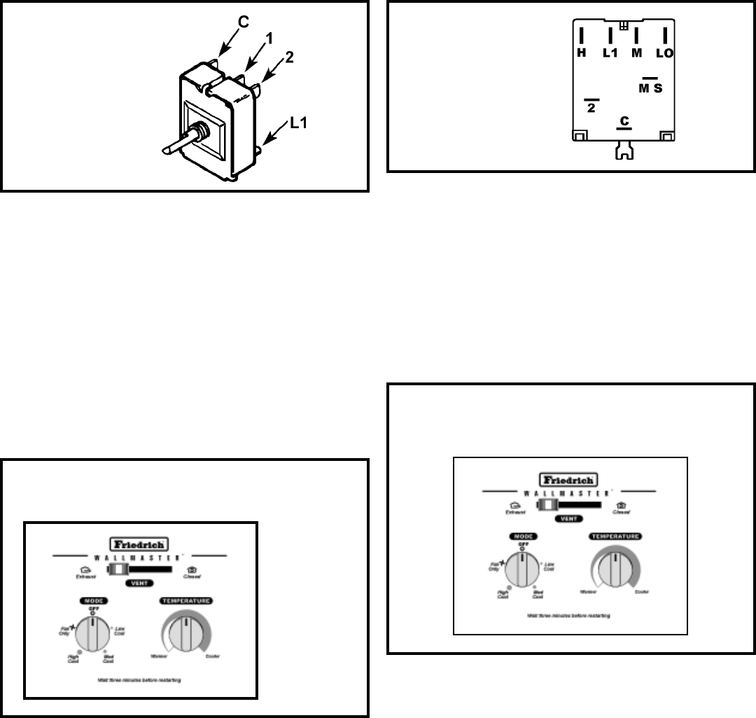 Friedrich Racservmn Users Manual Racservmn7 17 03 Newestp65 Wiring Diagrams 19