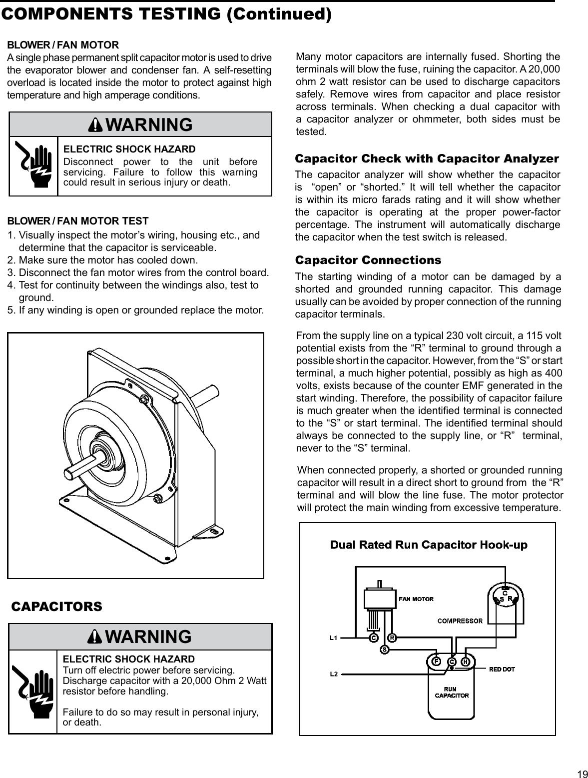 Friedrich Vert I Pak R410A Users Manual VPK_ServMan_09 22 11