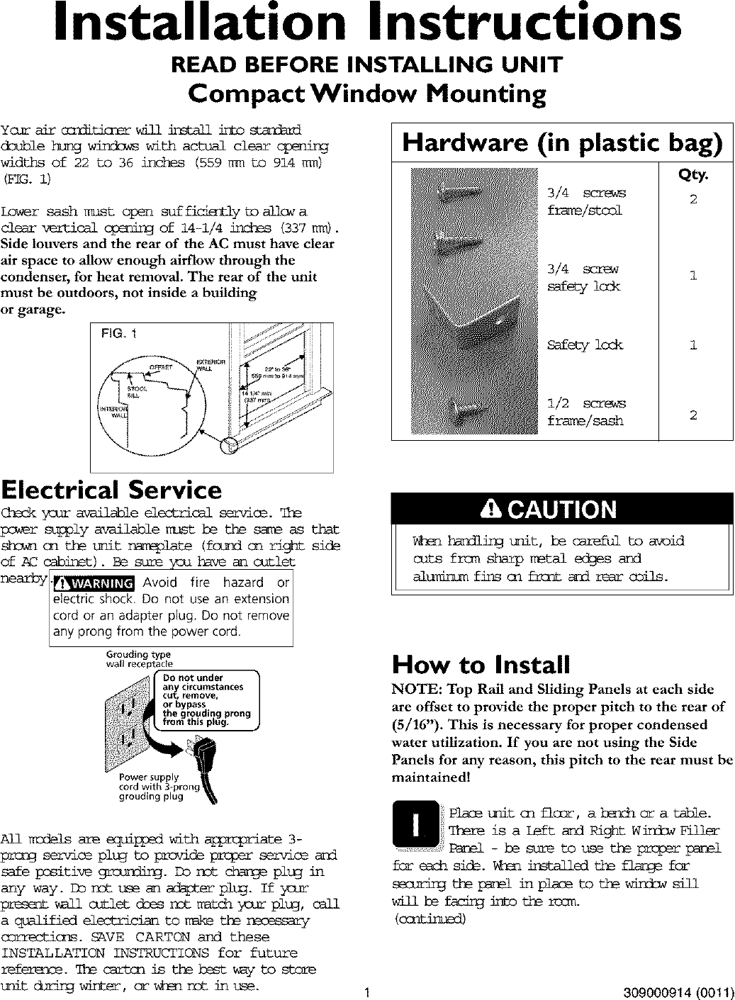 frigidaire faa055m7a1 user manual air conditioner manuals and guides rh usermanual wiki frigidaire air conditioner instruction manual frigidaire portable air conditioner user manual
