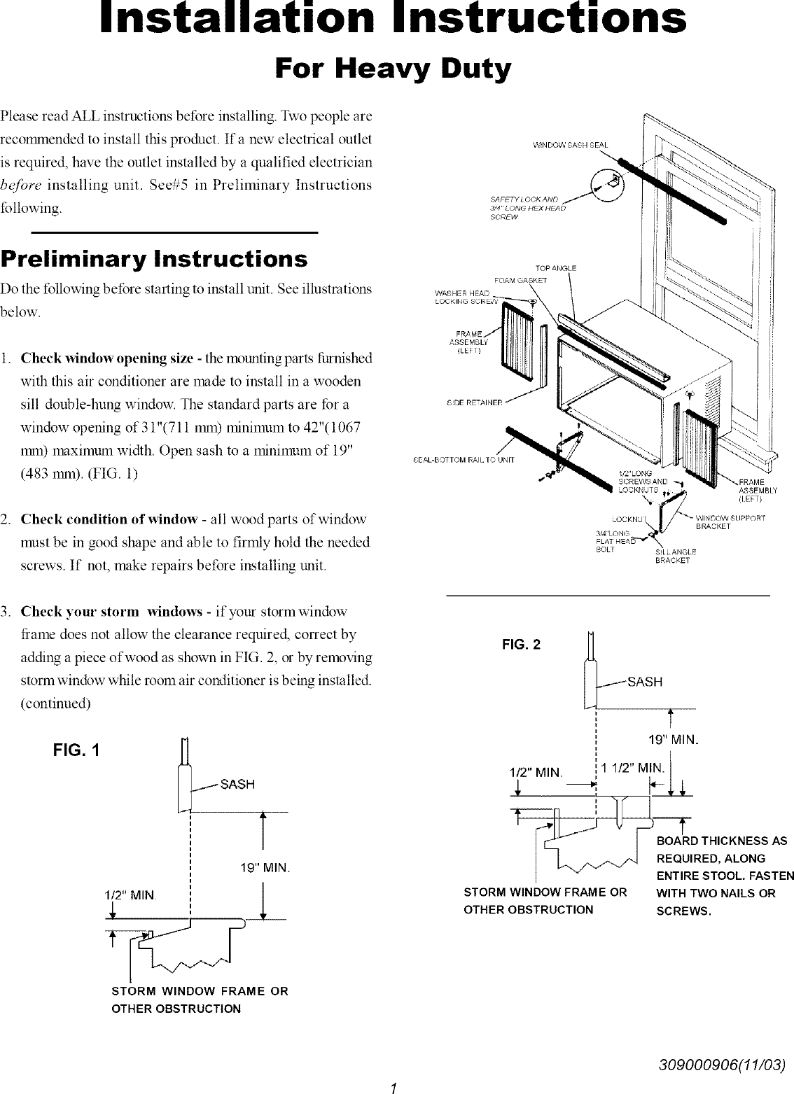 frigidaire fas156n1a2 user manual air conditioner manuals and guides rh usermanual wiki frigidaire window air conditioner user manual frigidaire air conditioner manual