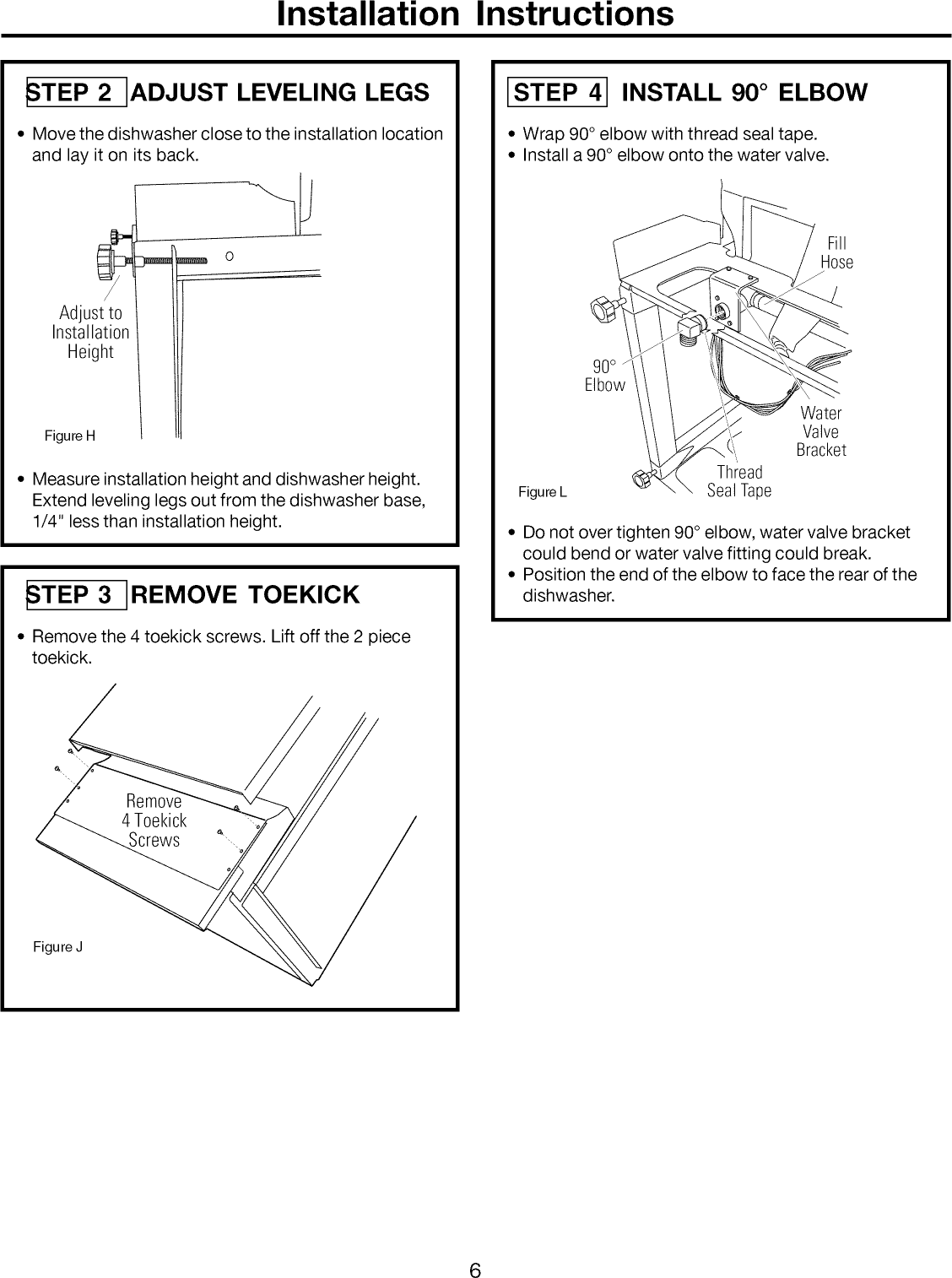 Frigidaire Ffbd1821ms1b User Manual Dishwasher Manuals And Guides Valve Wiring Diagram Page 6 Of 12 1108343l