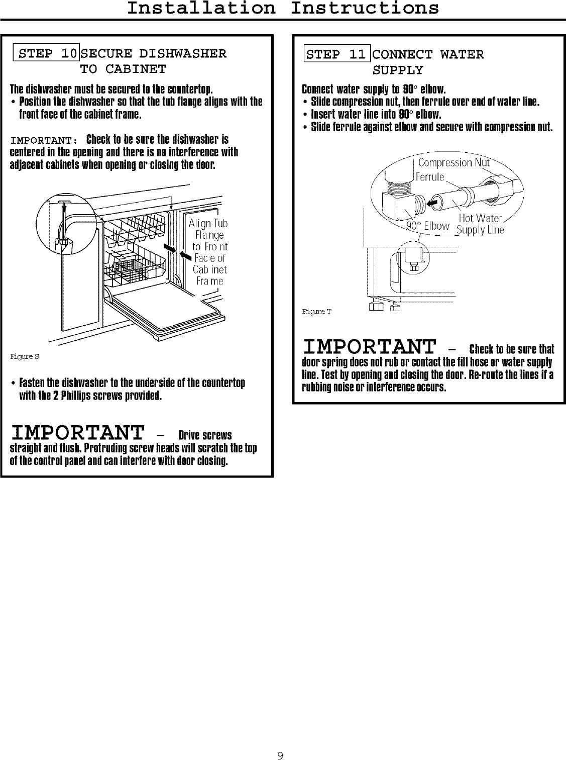 Frigidaire Fmb330rgs0 User Manual Dishwasher Manuals And Guides L0709007 Schematic Diagram Page 9 Of 12