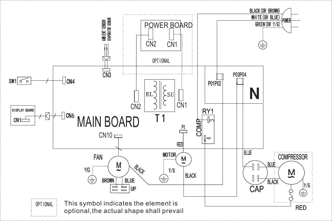 Frigidaire Ffpa0822r1 Wiring Diagram Eu Kc20y1n1 Sb6d06mp 1a Wire